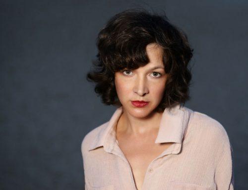 Fotoshooting Schauspielerin Melanie Stahl