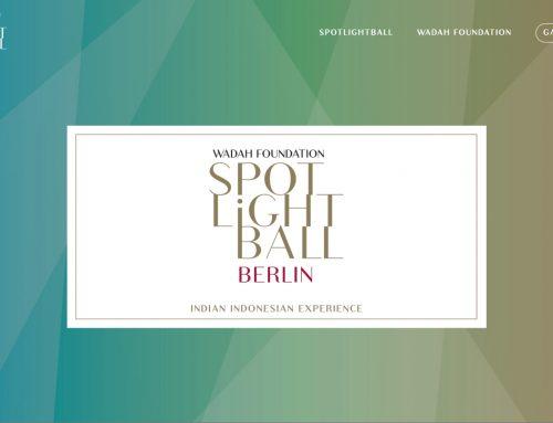 Spotlightball Eventwebsite