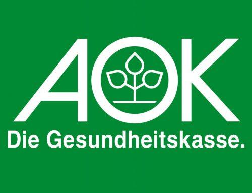 Konzeption und Umsetzung der AOK-Jetzt Kampagnenseite