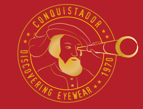 Redesign der Conquistador Website für Brillenfassungen aus Berlin