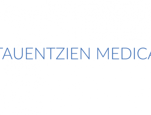 Konzeption, Design und Entwicklung der Website für Tauentzien Medical